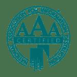 National Association for International Destruction AAA Logo