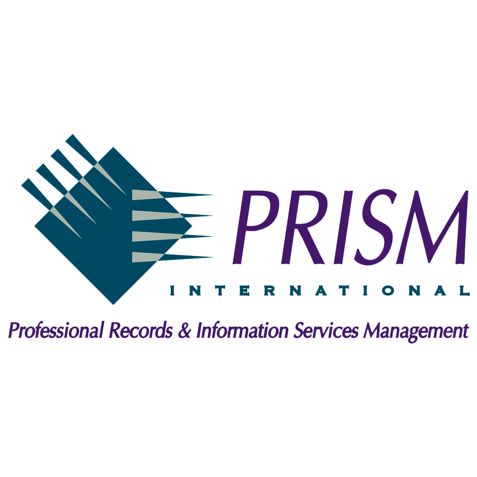 Professional Records Information Services Management Logo